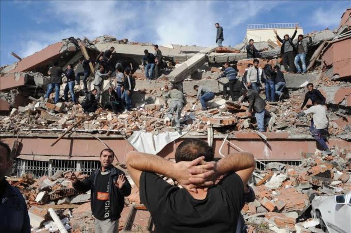 Geçmişten Bugüne: Kuzey Anadolu Fay Hattı'nda Meydana Gelen Depremler