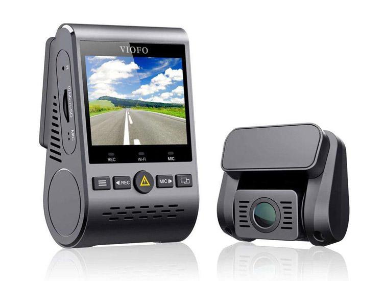 10. Viofo A129 Duo Çift Kameralı GPS Modüllü Araç Kamera Sistemi