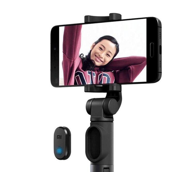 Xiaomi Bluetooth Kumandalı Selfie Çubuğu Yeni Başlayanlar İçin YouTuber Ekipmanları
