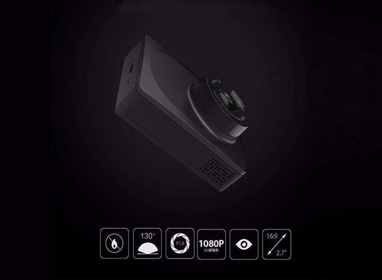 3. Xiaomi Yi Car 1080P Akıllı Araç Kamerası