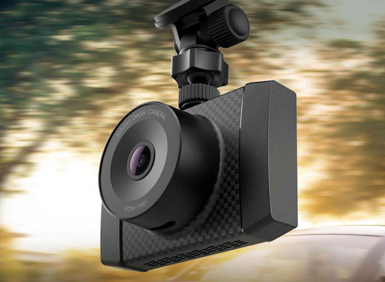 8. Xiaomi Yi Ultra Dashcam 2.7K Akıllı Araç Kamerası