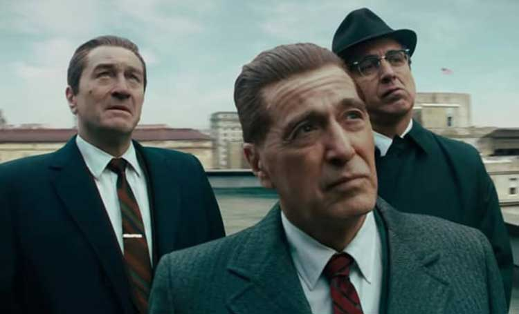 2019 en iyi filmler the irishman filmi