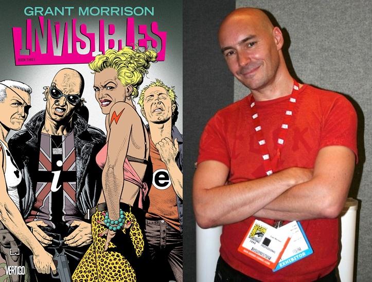 The Invisibles çizgi roman