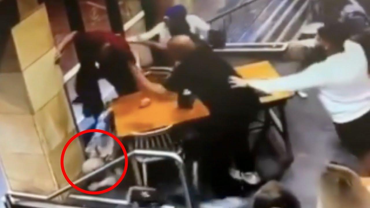 Avustralya'da Müslüman Hamile Kadın Yumrukla Saldırıya Uğradı
