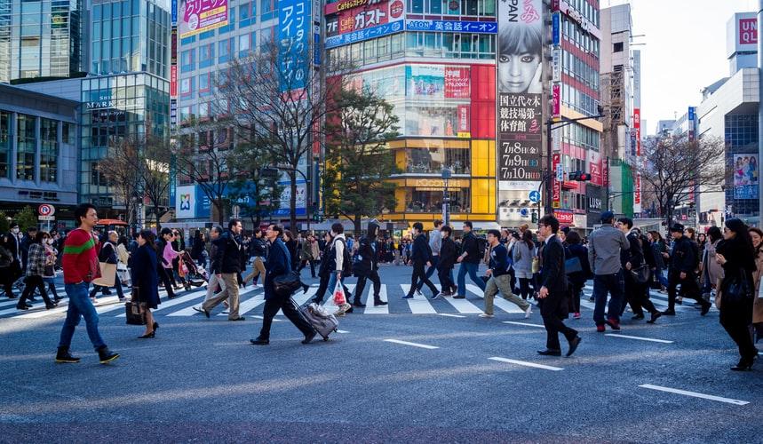 şehir kalabalık