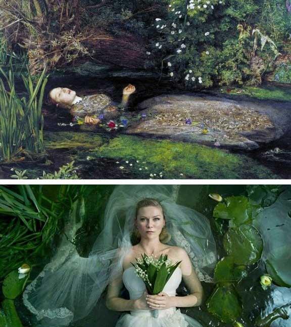 melancholia-melankoli-filmi-ophelia-tablosu-resmi