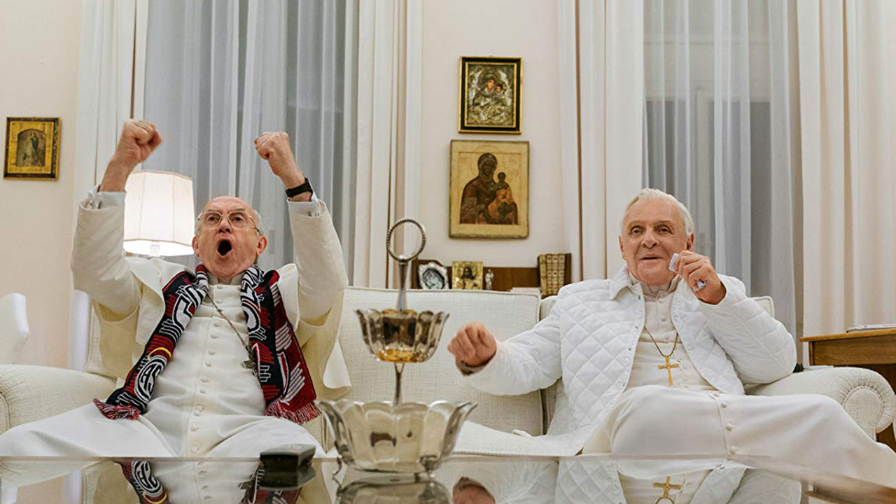 the two popes filmi netflix 2019