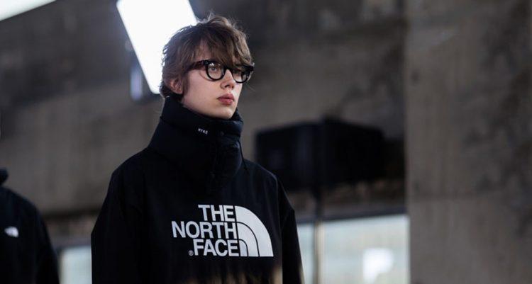 2019 sokak modası notrh face kolleksiyon