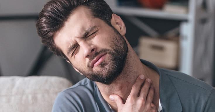 boğaz ağrısına