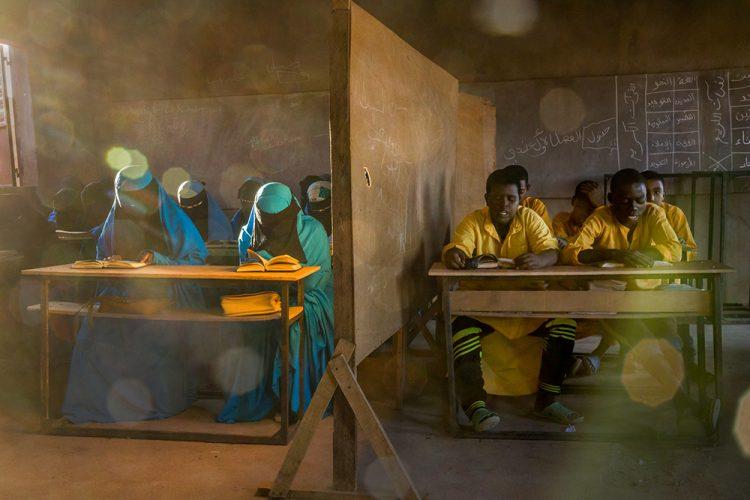 agadezde okul eğitimi