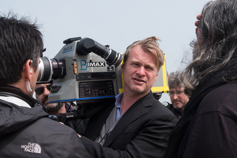 Christopher Nolan kamera imax 70 mm
