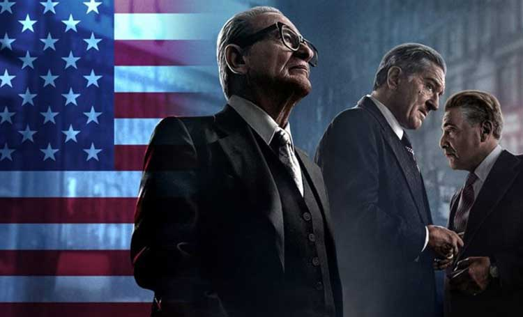 the irishman filmi mini dizi versiyonu film suresi uzun