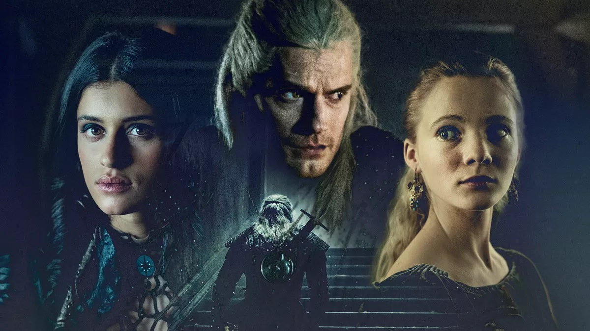 the witcher dizisi sezon