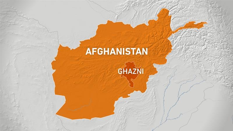afganistanda