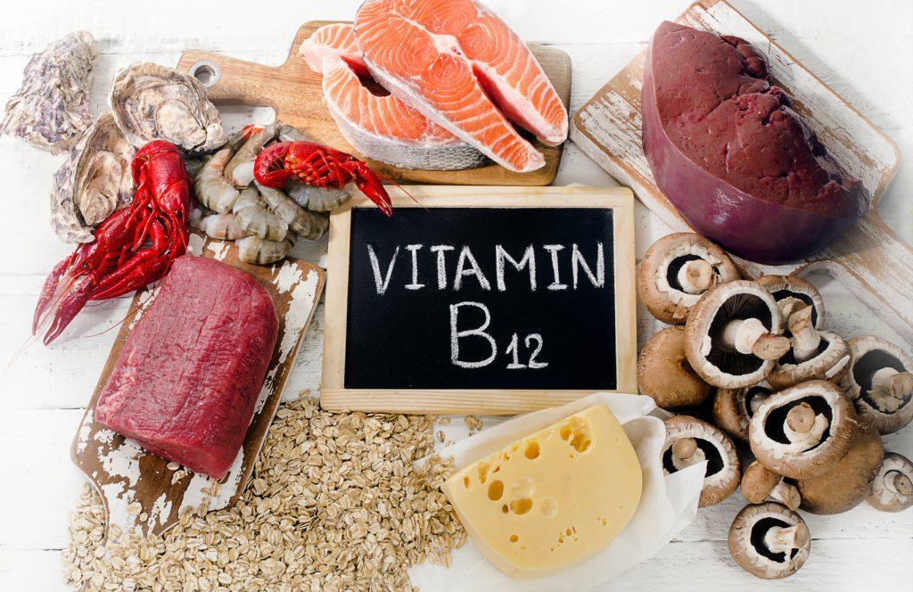 b12 vitamini eksikliği