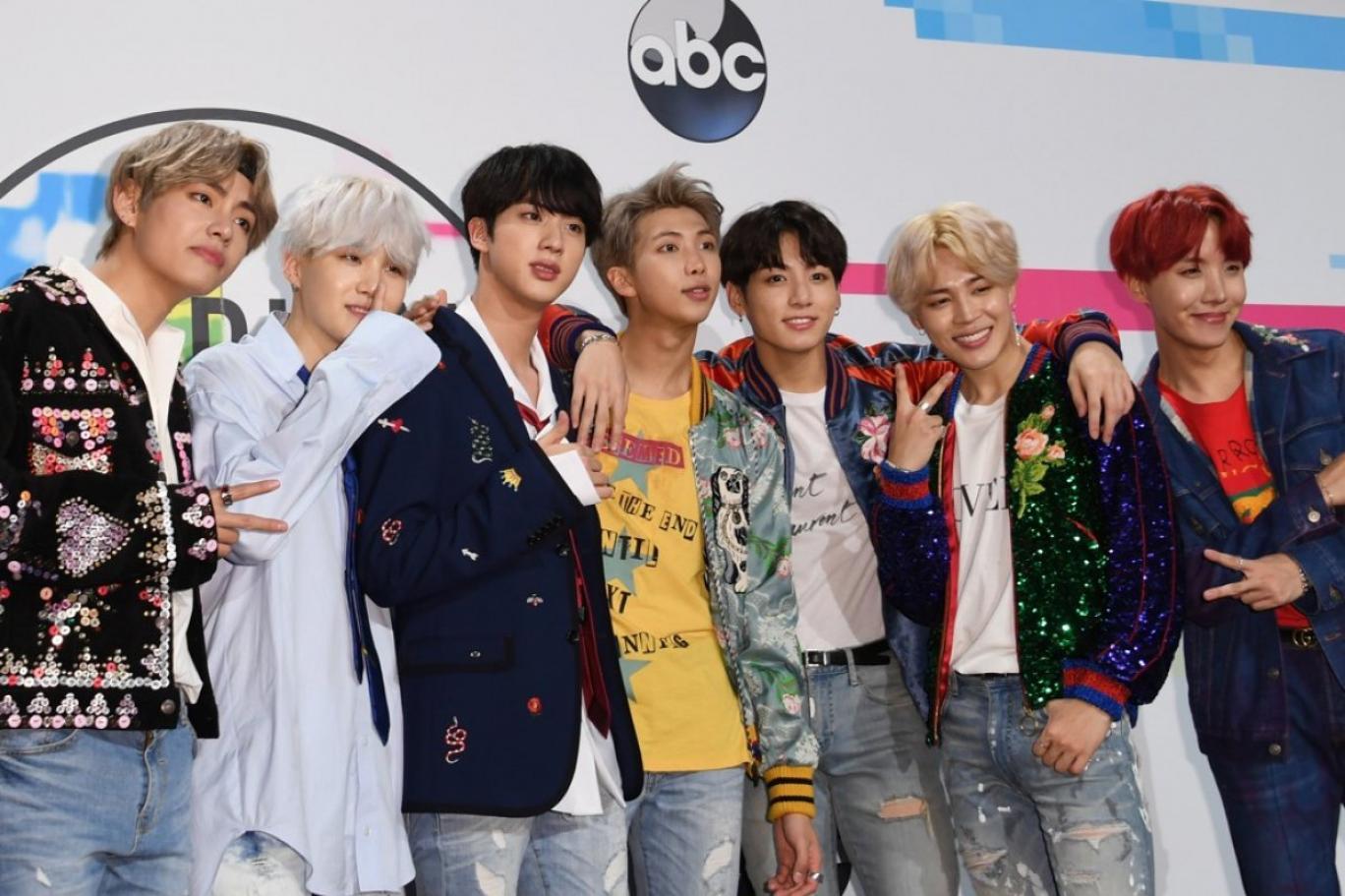 k-pop kore popu grup lideri