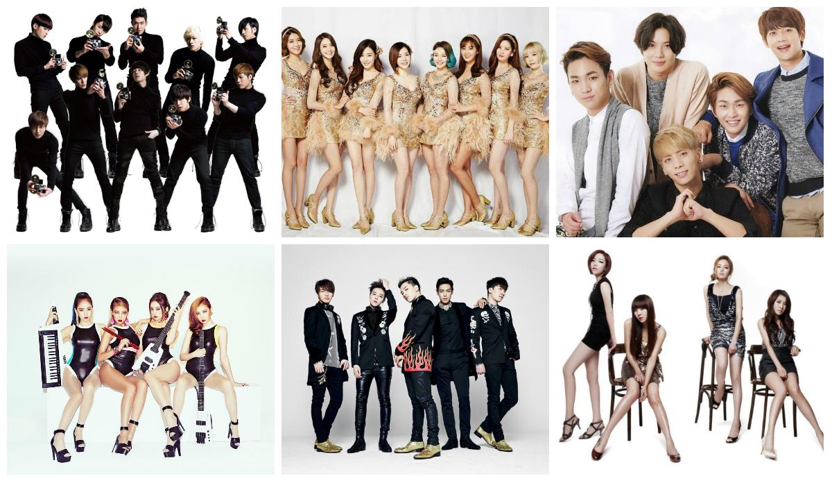 k-pop kore popu grup üyeleri görevleri