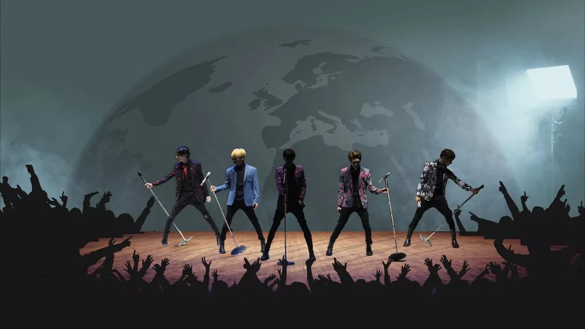 k-pop kore popu endonezya japonya avustralya