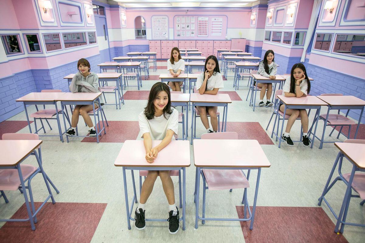k-pop kore popu eğitim şirket