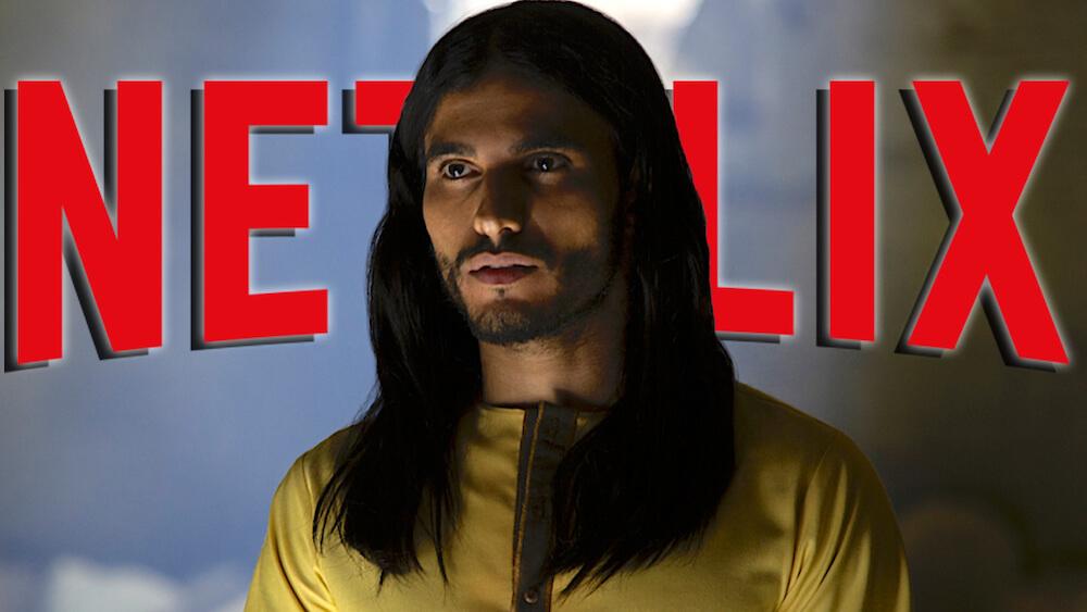 messiah dizisi netflix