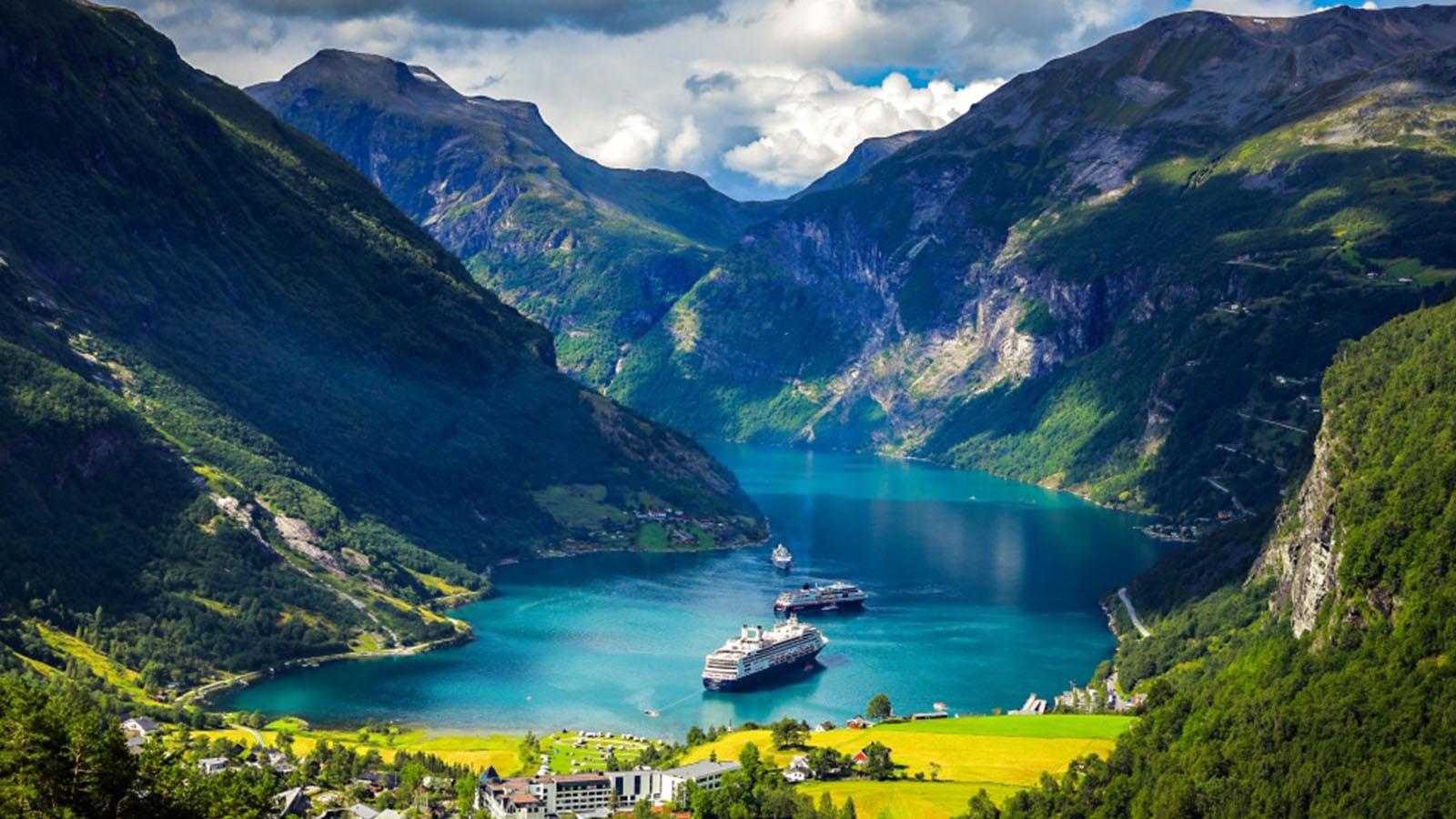 ülkelerin çalışma şartları norveç