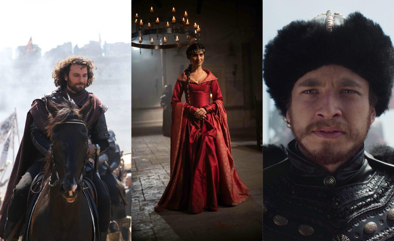 rise of empires ottoman dizisi oyuncuları