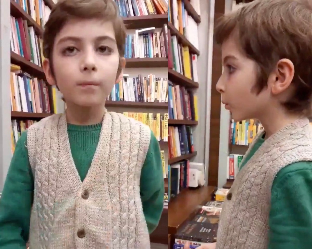 Atakan, 10 yaş