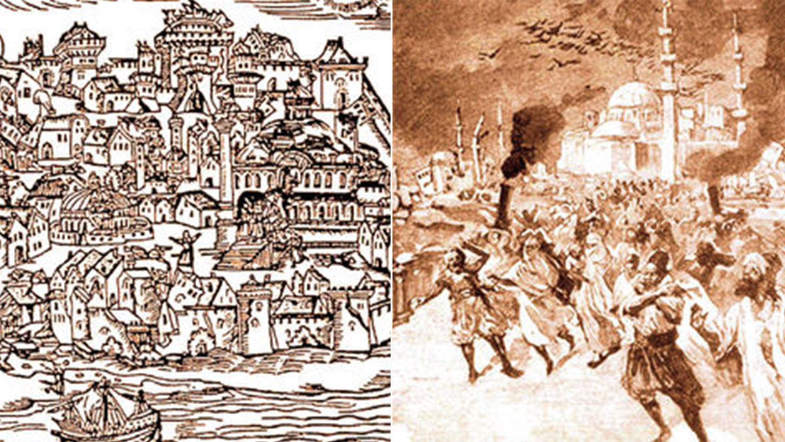 tarihte istanbul depremleri