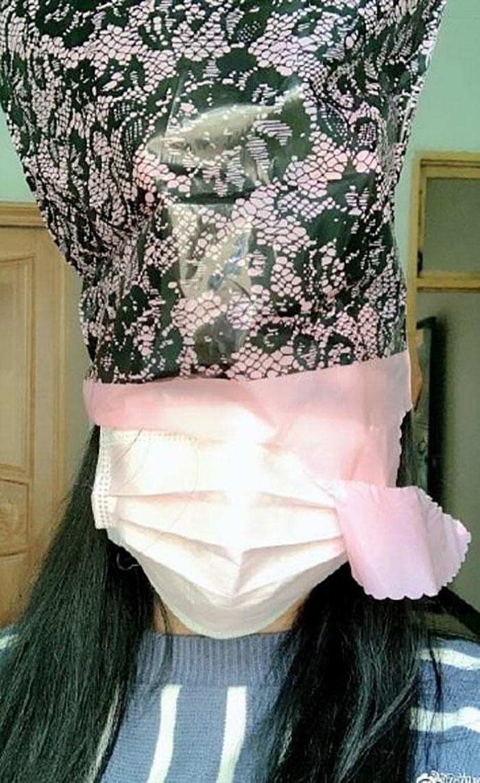 corona virüsü maske