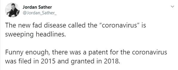 corona virüsü teorileri