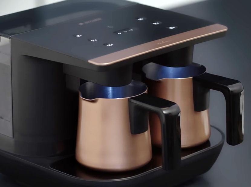 Türk kahvesi makineleri