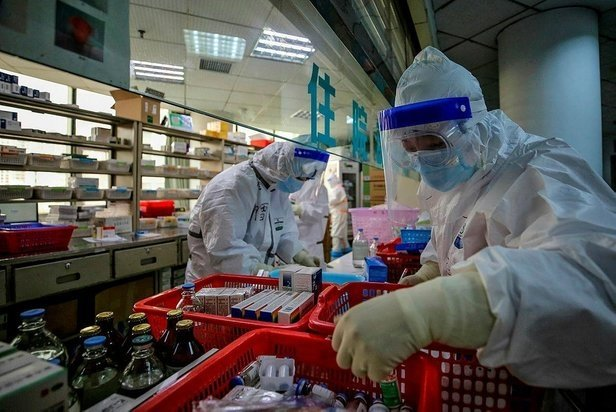 corona virüsü ilaç zatürre