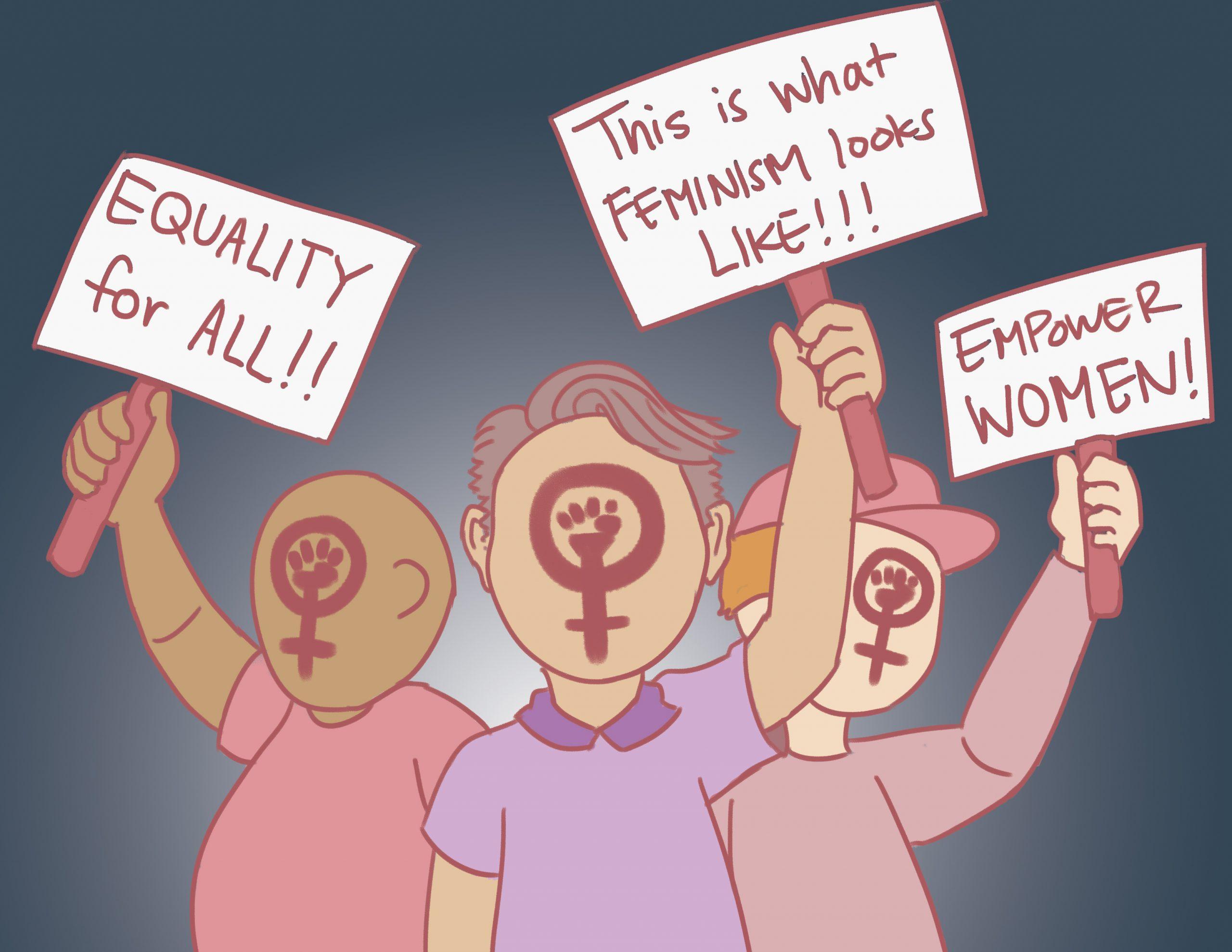 feminist erkek
