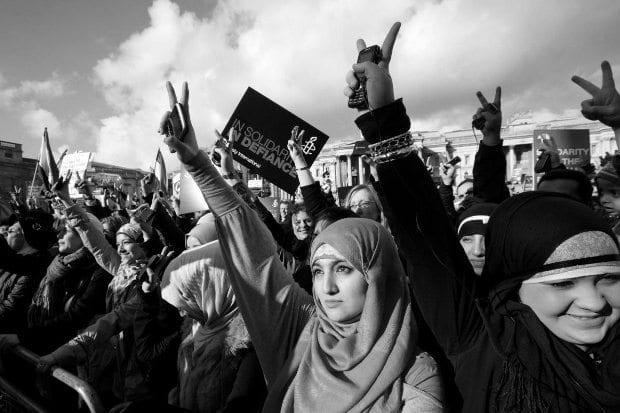 islami feminizm türban