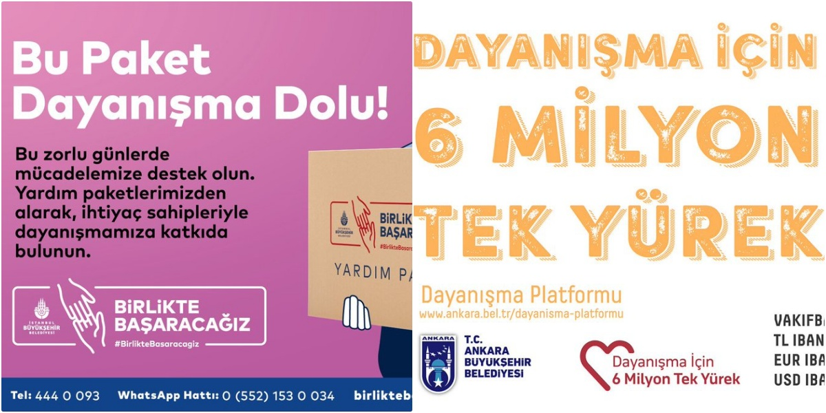 bağış kampanyası