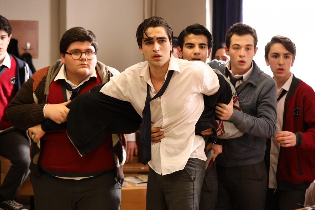 öğretmen dizisi oyuncuları