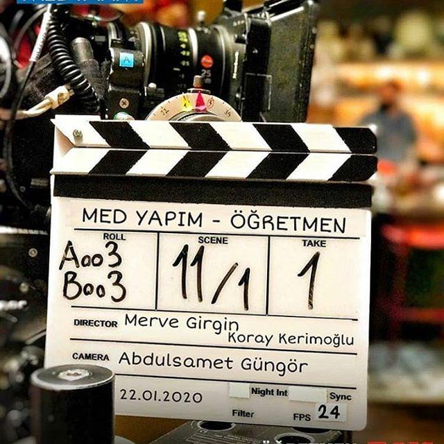 öğretmen dizisi  yapımcı yönetmen senarist