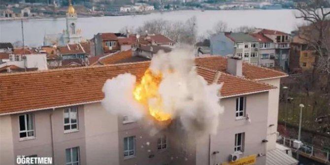 öğretmen dizisi konusu bomba