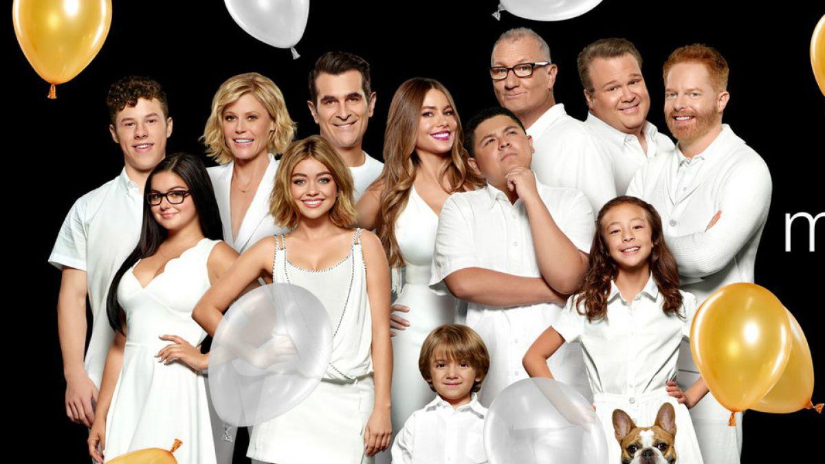 uzun sezonlu diziler modern family