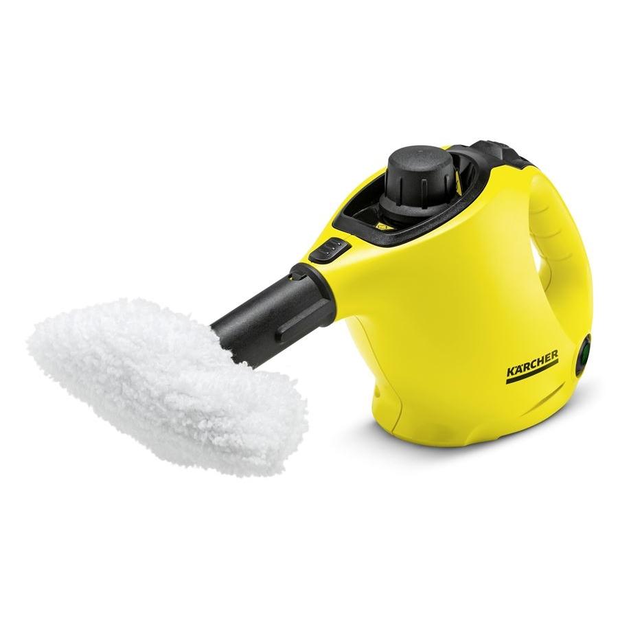 buharlı temizleyici