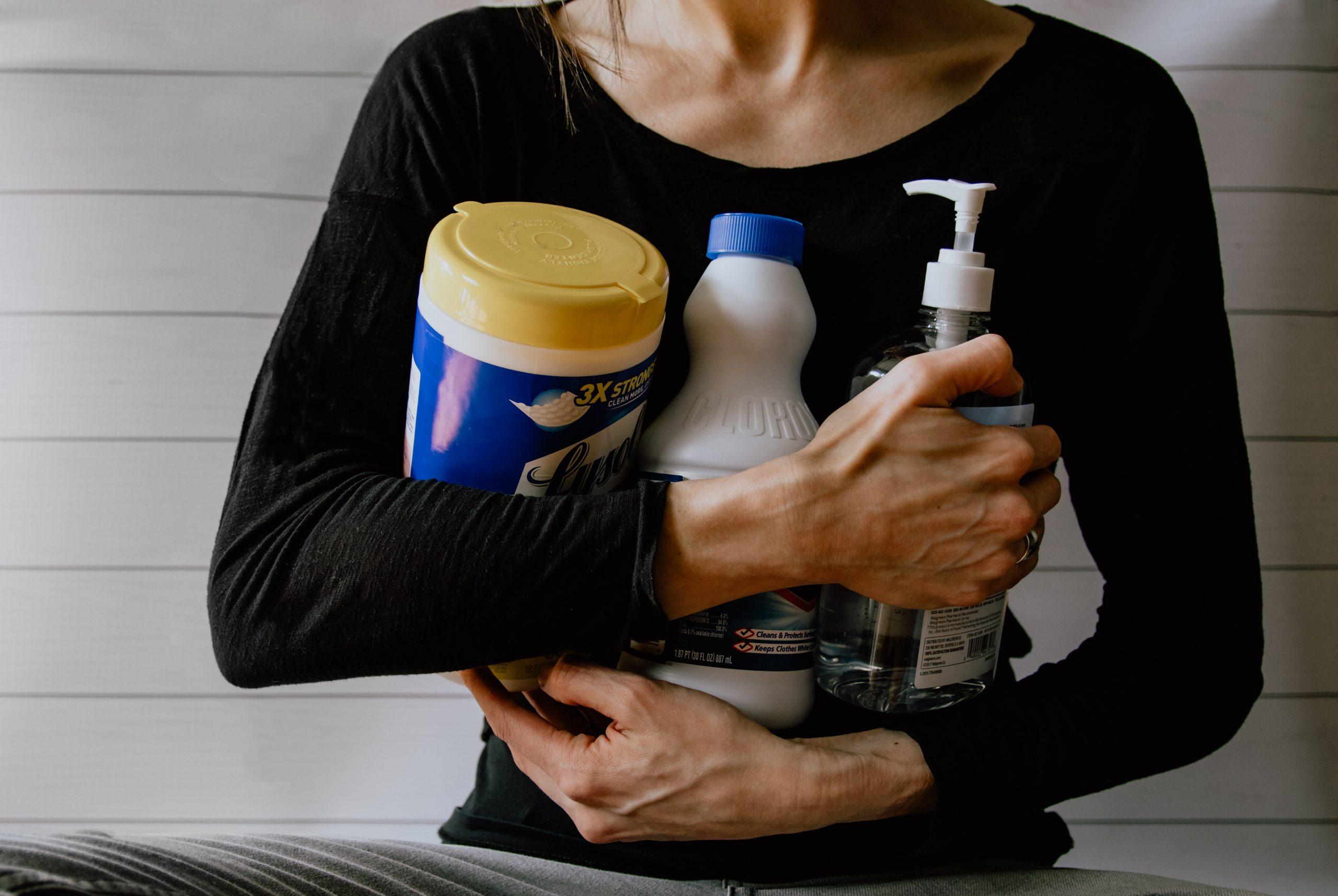 Kimyasal Temizlik Ürünlerine Alternatif Arayanlara Doğal Temizlik Ürünleri