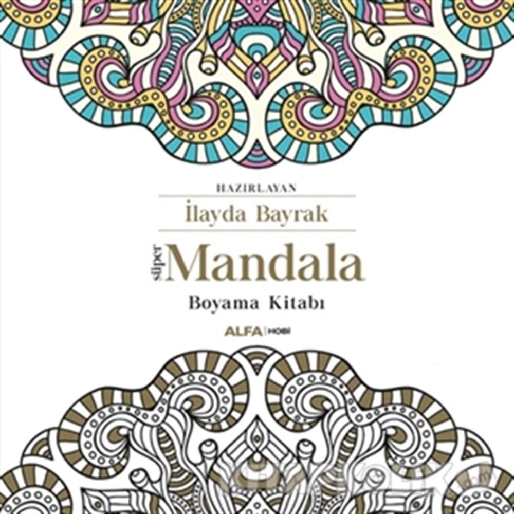 mandala boyama kitapları