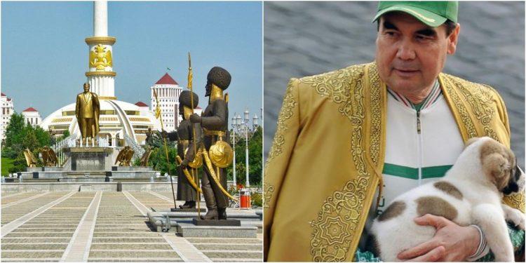 """""""Corona"""" Kelimesinin ve Maske Takmanın Yasaklandığı Türkmenistan"""