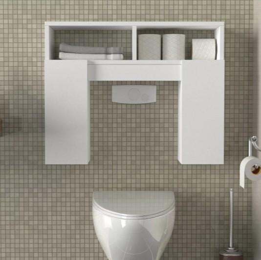 piccolo mobiletto del bagno