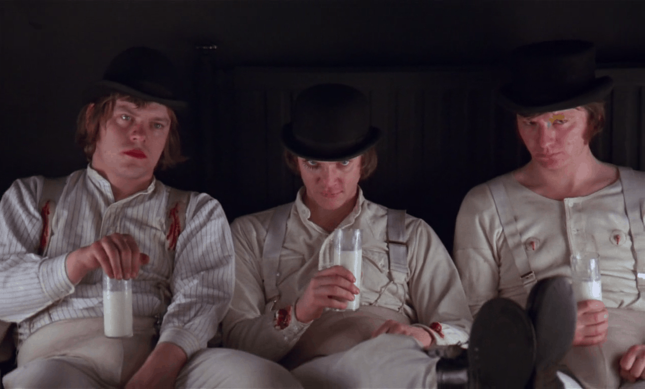 Stanley Kubrick filmleri A Clockwork Orange filmi