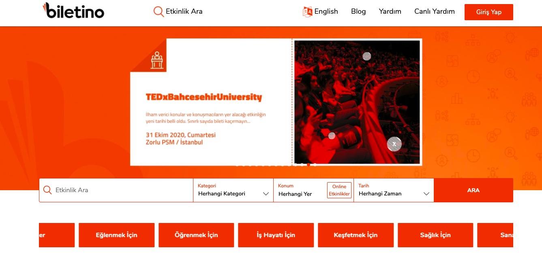 online etkinlik platformları