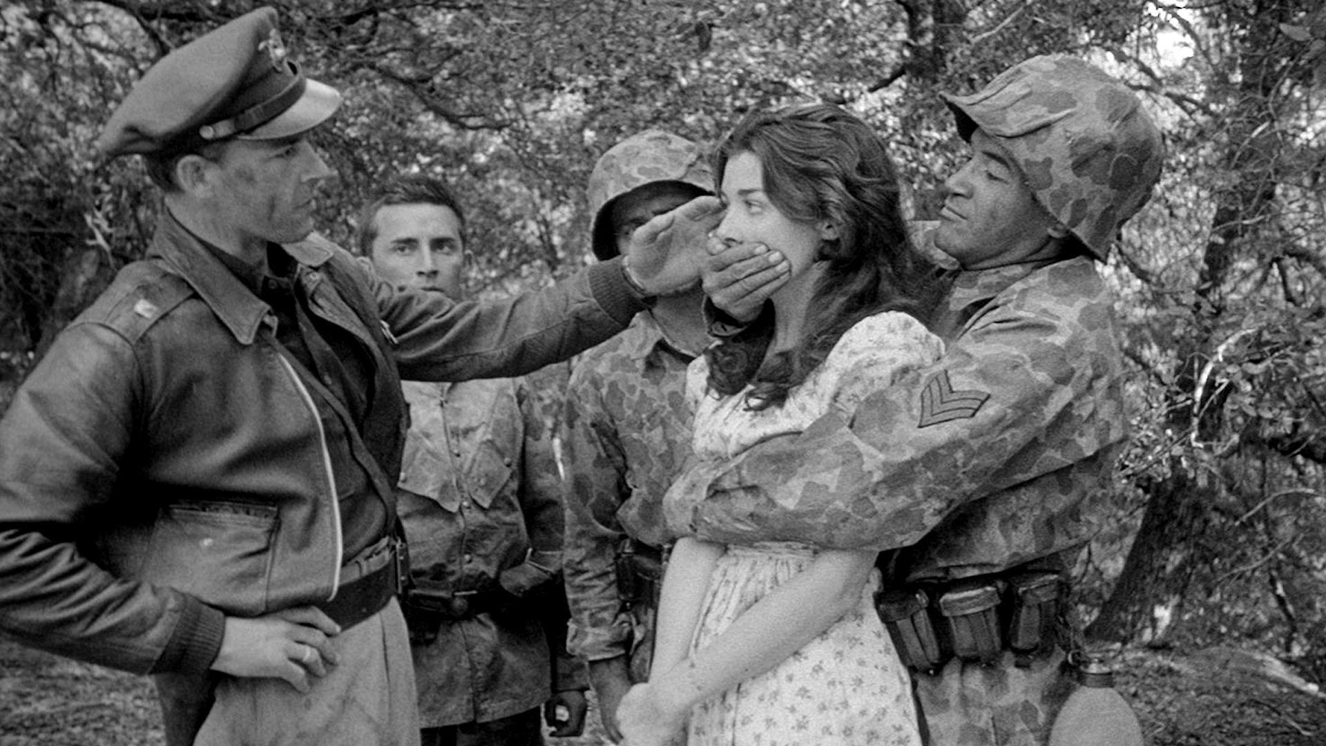 Stanley Kubrick filmleri Fear and Desire filmi