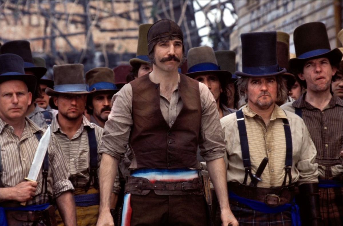 Gangs of New York (New York Çeteleri) filmi