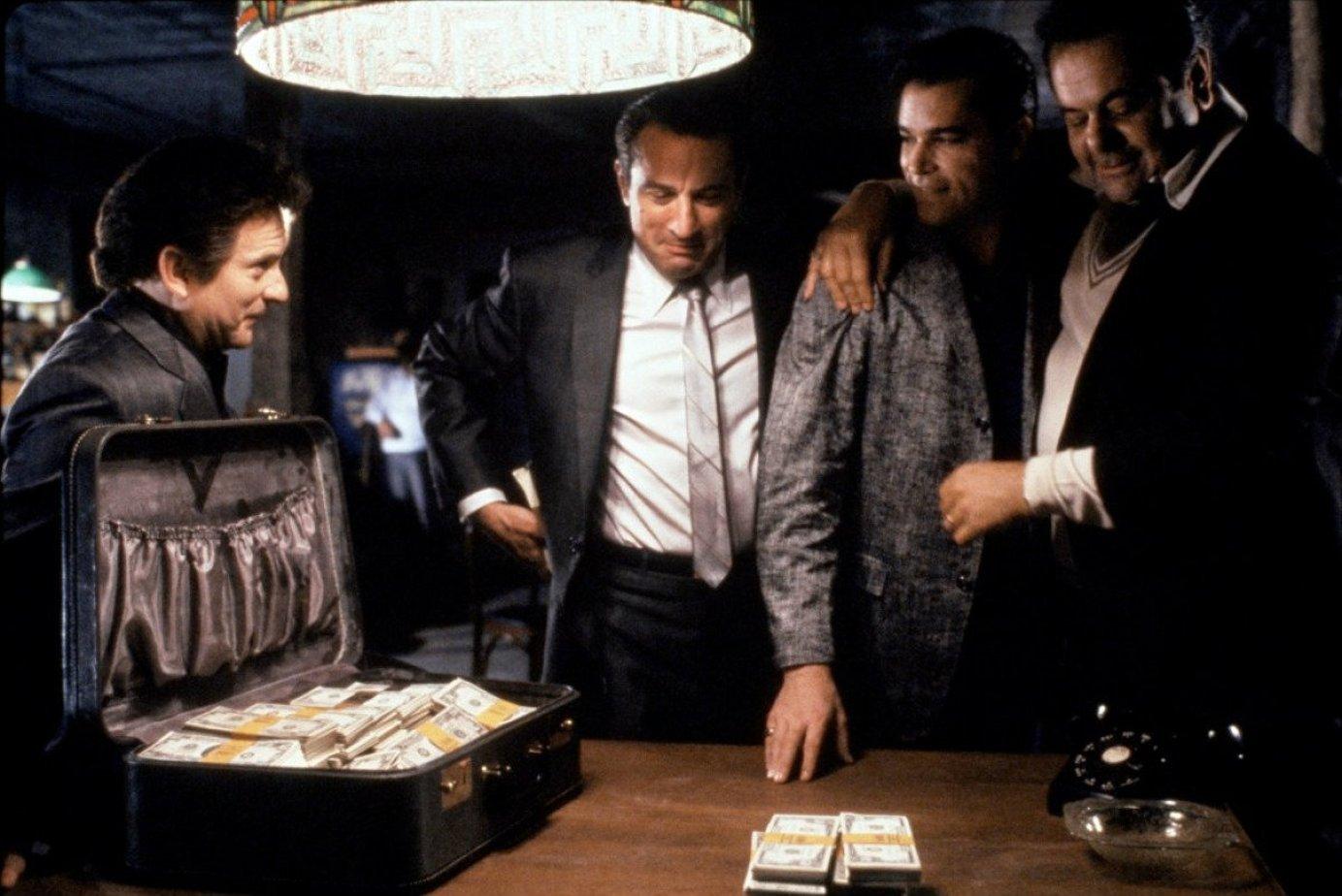 Martin Scorsese filmleri Goodfellas (Sıkı Dostlar) filmi