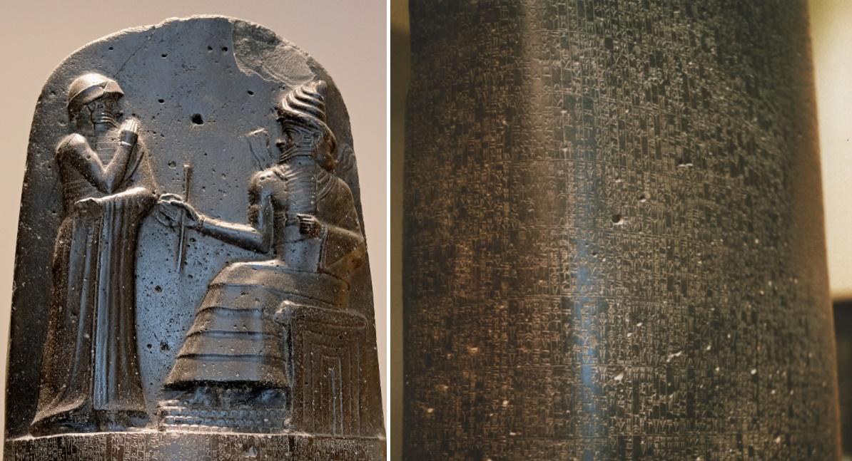 Hammurabi Kanunları hakkında bilgiler